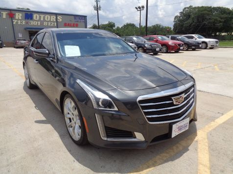 2015 Cadillac CTS Sedan Performance RWD in Houston