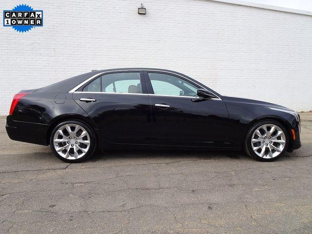 2015 Cadillac CTS Sedan Premium RWD Madison, NC 1