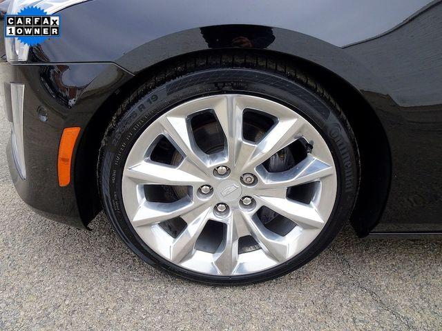2015 Cadillac CTS Sedan Premium RWD Madison, NC 10