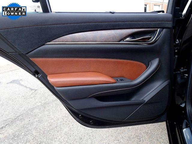 2015 Cadillac CTS Sedan Premium RWD Madison, NC 34
