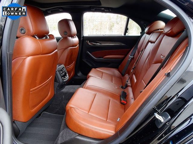 2015 Cadillac CTS Sedan Premium RWD Madison, NC 36
