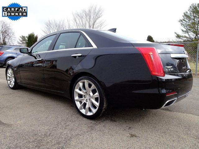 2015 Cadillac CTS Sedan Premium RWD Madison, NC 4