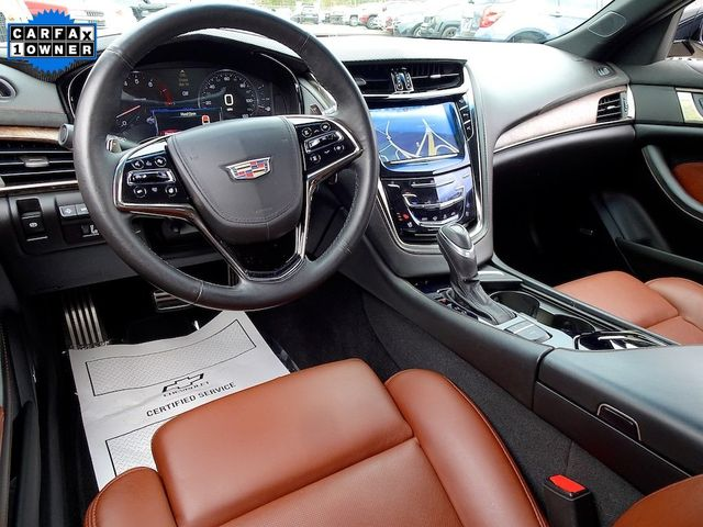 2015 Cadillac CTS Sedan Premium RWD Madison, NC 44