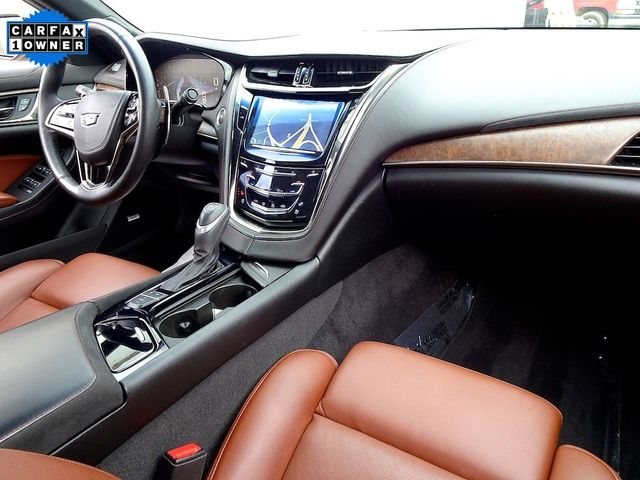 2015 Cadillac CTS Sedan Premium RWD Madison, NC 45