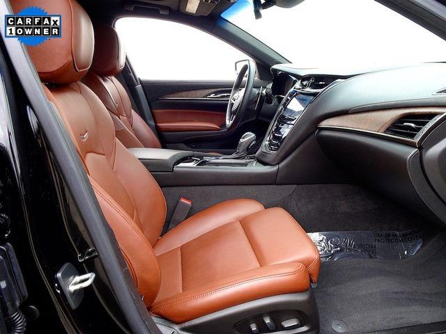 2015 Cadillac CTS Sedan Premium RWD Madison, NC 47
