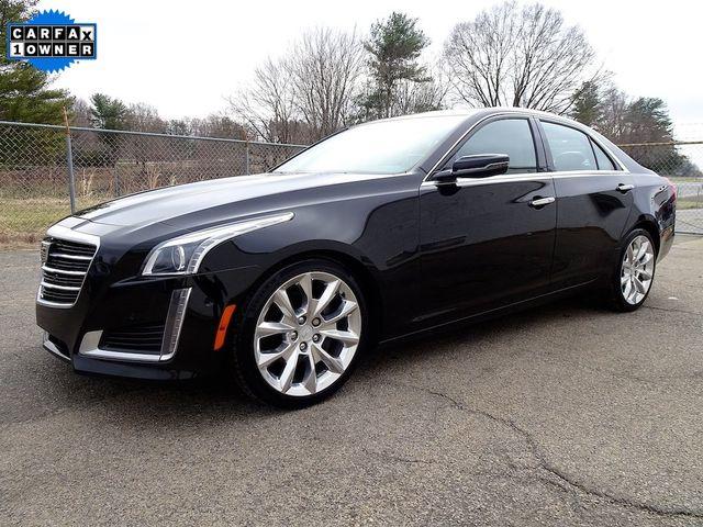 2015 Cadillac CTS Sedan Premium RWD Madison, NC 6