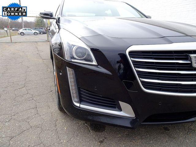2015 Cadillac CTS Sedan Premium RWD Madison, NC 8