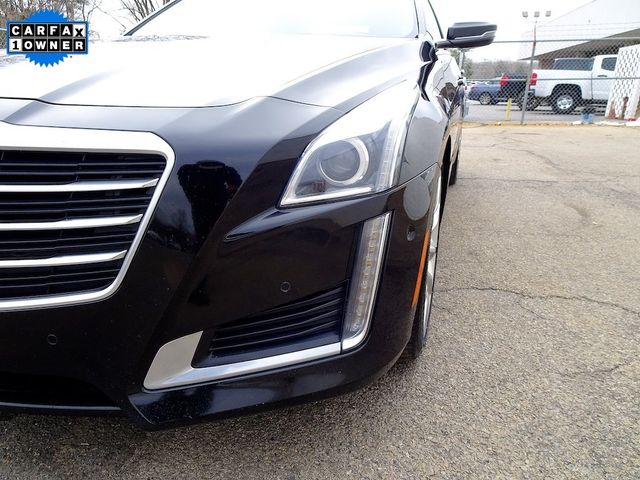2015 Cadillac CTS Sedan Premium RWD Madison, NC 9