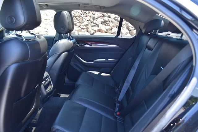 2015 Cadillac CTS Sedan Luxury AWD Naugatuck, Connecticut 14