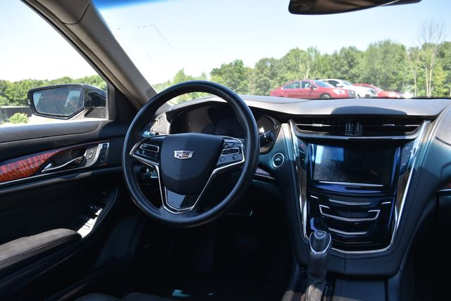 2015 Cadillac CTS Sedan Luxury AWD Naugatuck, Connecticut 15