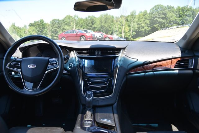 2015 Cadillac CTS Sedan Luxury AWD Naugatuck, Connecticut 16