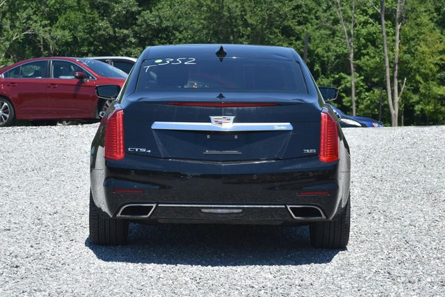 2015 Cadillac CTS Sedan Luxury AWD Naugatuck, Connecticut 3