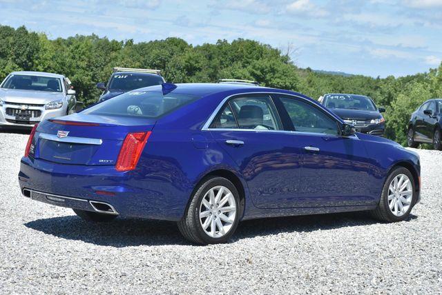 2015 Cadillac CTS Sedan AWD Naugatuck, Connecticut 4