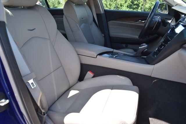 2015 Cadillac CTS Sedan AWD Naugatuck, Connecticut 9
