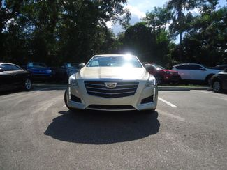 2015 Cadillac CTS Sedan Luxury AWD PANORAMIC. NAVIGATION SEFFNER, Florida