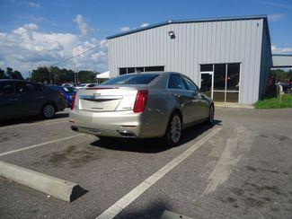 2015 Cadillac CTS Sedan Luxury AWD PANORAMIC. NAVIGATION SEFFNER, Florida 16