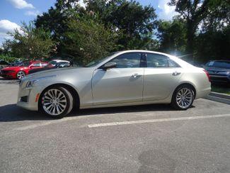 2015 Cadillac CTS Sedan Luxury AWD PANORAMIC. NAVIGATION SEFFNER, Florida 6