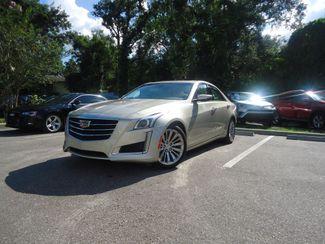 2015 Cadillac CTS Sedan Luxury AWD PANORAMIC. NAVIGATION SEFFNER, Florida 7