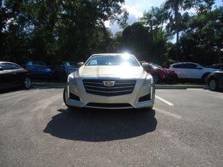 2015 Cadillac CTS Sedan Luxury AWD PANORAMIC. NAVIGATION SEFFNER, Florida 8