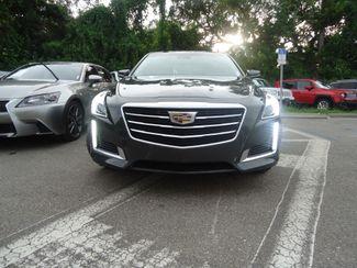 2015 Cadillac CTS Sedan Luxury AWD Panoramic. Navigation SEFFNER, Florida 9