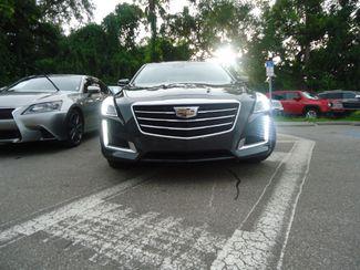 2015 Cadillac CTS Sedan Luxury AWD Panoramic. Navigation SEFFNER, Florida 12