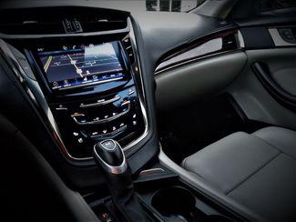 2015 Cadillac CTS Sedan Luxury AWD Panoramic. Navigation SEFFNER, Florida 27