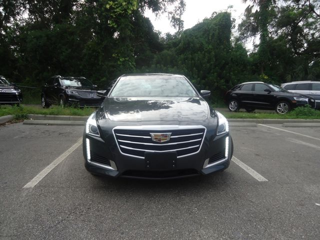 2015 Cadillac CTS Sedan Luxury AWD SEFFNER, Florida 11