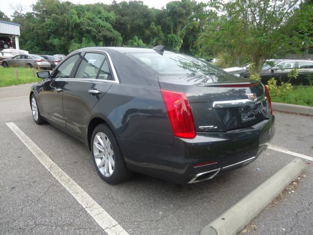 2015 Cadillac CTS Sedan Luxury AWD SEFFNER, Florida 13