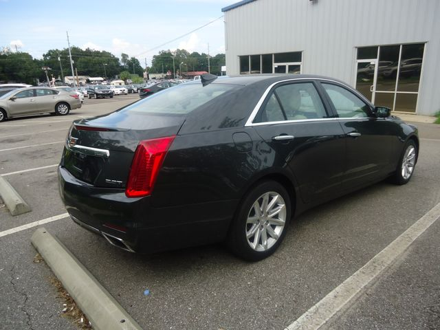 2015 Cadillac CTS Sedan Luxury AWD SEFFNER, Florida 17