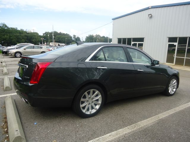 2015 Cadillac CTS Sedan Luxury AWD SEFFNER, Florida 19