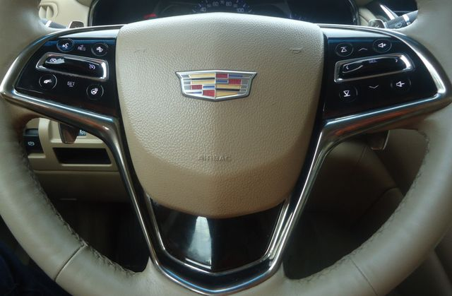 2015 Cadillac CTS Sedan Luxury AWD SEFFNER, Florida 31