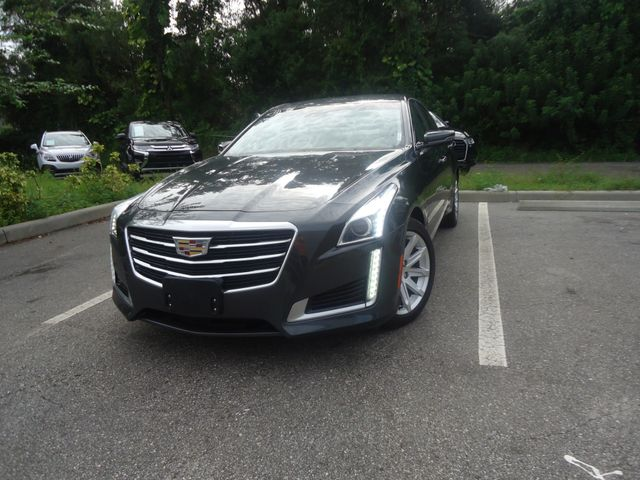2015 Cadillac CTS Sedan Luxury AWD SEFFNER, Florida 5