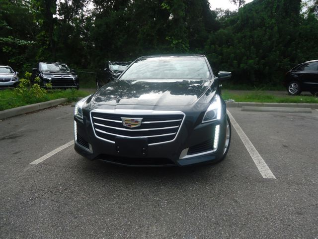 2015 Cadillac CTS Sedan Luxury AWD SEFFNER, Florida 6