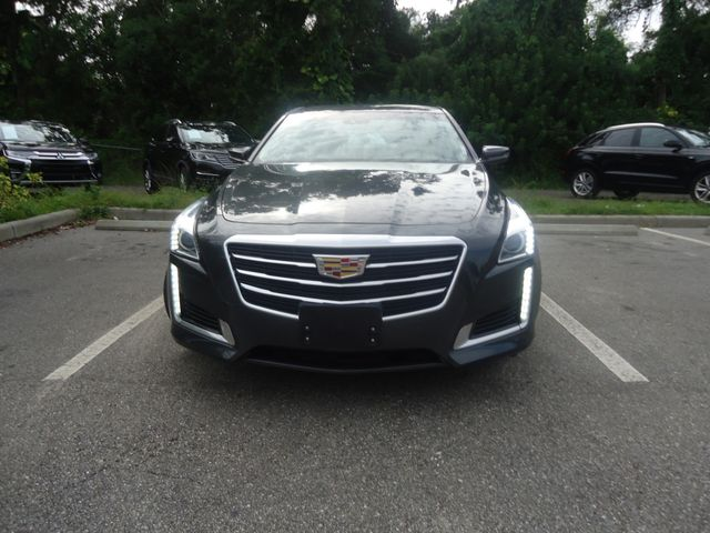 2015 Cadillac CTS Sedan Luxury AWD SEFFNER, Florida 7