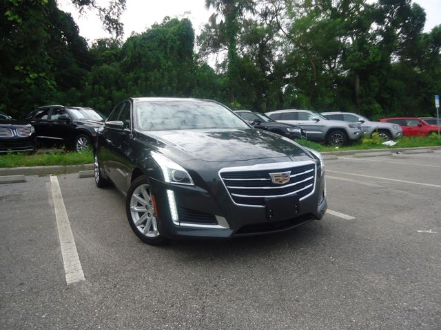 2015 Cadillac CTS Sedan Luxury AWD SEFFNER, Florida 9