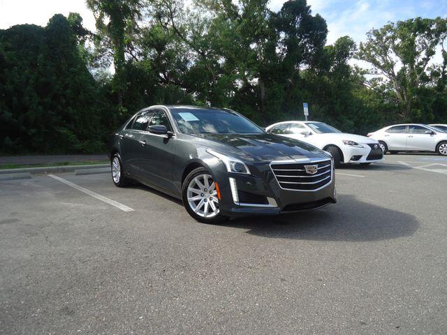 2015 Cadillac CTS Sedan RWD SEFFNER, Florida 7