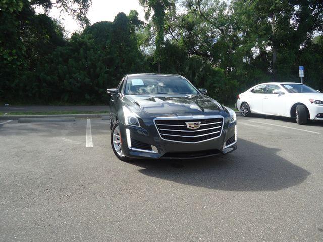 2015 Cadillac CTS Sedan RWD SEFFNER, Florida 9