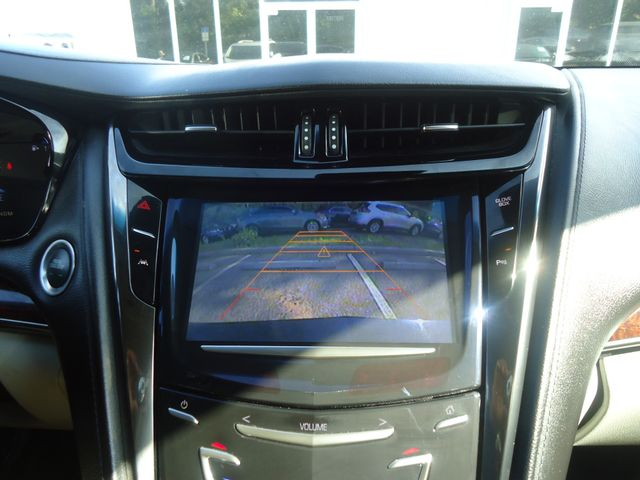 2015 Cadillac CTS Sedan Luxury AWD SEFFNER, Florida 2