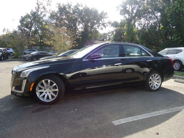 2015 Cadillac CTS Sedan Luxury AWD SEFFNER, Florida 5