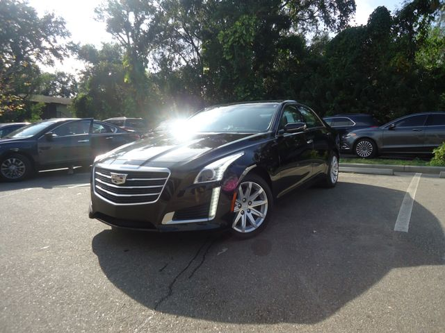 2015 Cadillac CTS Sedan Luxury AWD SEFFNER, Florida 6