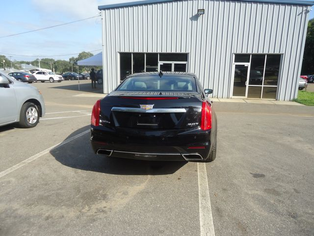 2015 Cadillac CTS Sedan Luxury AWD SEFFNER, Florida 16
