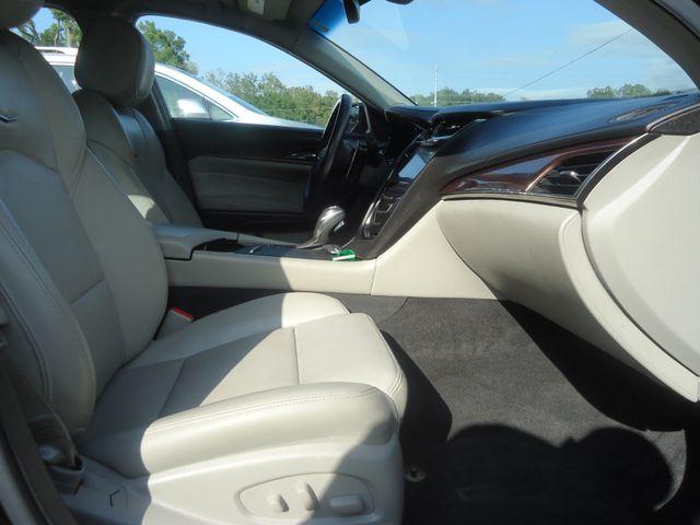 2015 Cadillac CTS Sedan Luxury AWD SEFFNER, Florida 17