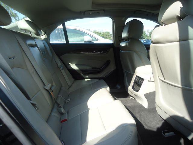 2015 Cadillac CTS Sedan Luxury AWD SEFFNER, Florida 18