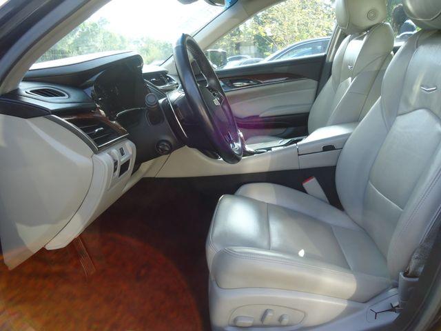 2015 Cadillac CTS Sedan Luxury AWD SEFFNER, Florida 19