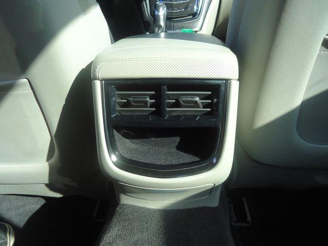 2015 Cadillac CTS Sedan Luxury AWD SEFFNER, Florida 21