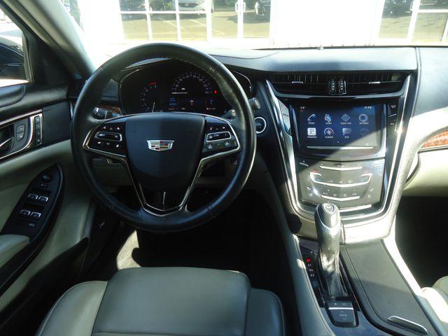 2015 Cadillac CTS Sedan Luxury AWD SEFFNER, Florida 22