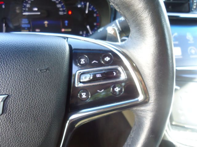 2015 Cadillac CTS Sedan Luxury AWD SEFFNER, Florida 24