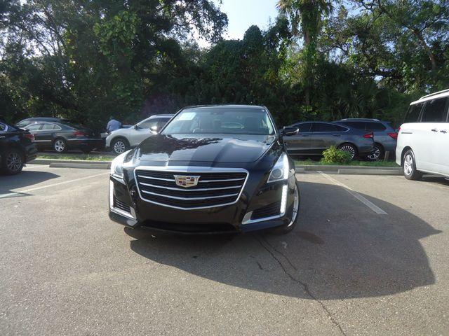 2015 Cadillac CTS Sedan Luxury AWD SEFFNER, Florida 7