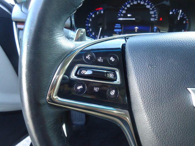 2015 Cadillac CTS Sedan Luxury AWD SEFFNER, Florida 25