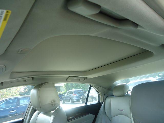 2015 Cadillac CTS Sedan Luxury AWD SEFFNER, Florida 34